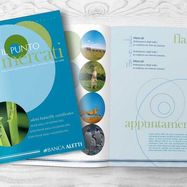 Banca Aletti news magazine